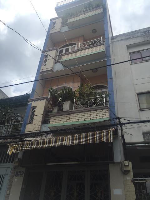 Bán nhà quận Tân Phú - Nhà 1 trệt 2 lầu ngay chợ Cây Keo 03