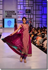 Pakistan's third fashion week FPW 3 201215