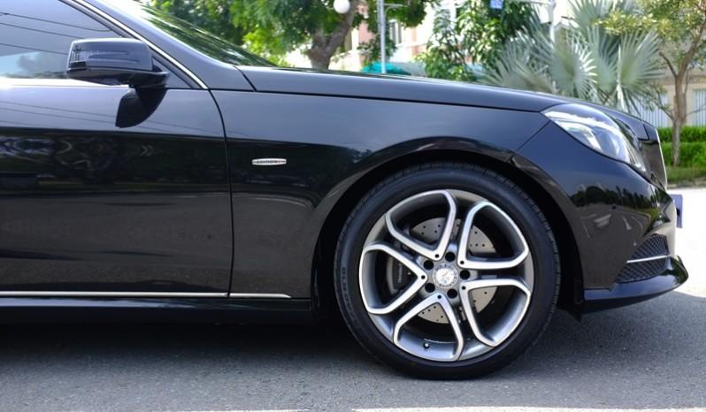 Xe Mercedes Benz E200 Edition E 2015 cũ màu đen 05