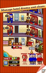 Hotel Dash- screenshot thumbnail