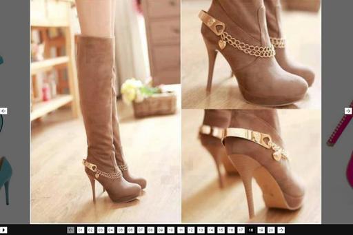 時尚女裝鞋