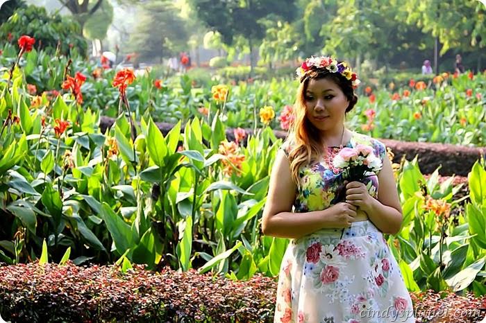 lake garden prewedding photo (2)