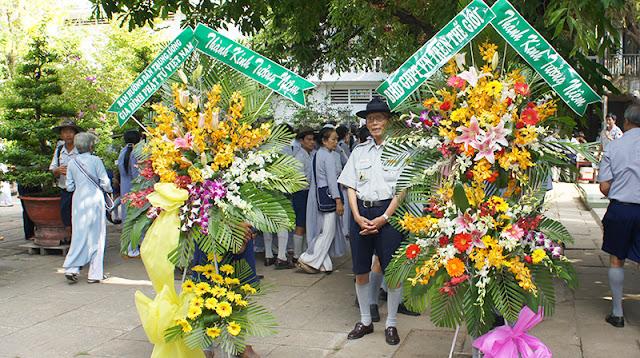 DSC06293 Lễ Hiệp kỵ   Lễ Huý Nhật Cư sĩ Sáng lập viên GĐPT Việt Nam   Tâm Minh Lê Đình Thám