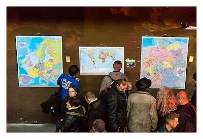 MegAdvent - Wo die Geocacher herkommen