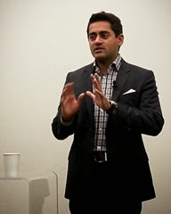 Preet Banerjee at Rotman on Jan 10, 2014