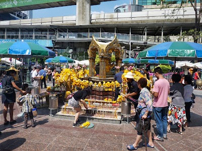 Obiective turistice Bangkok: Erawan Shrine