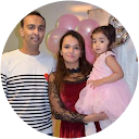 Ishpreet and Mohan Randhawa