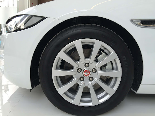 xe Jaguar XE Prestige Nhập Khẩu 06