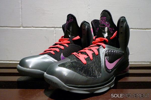f0569a93291 ... Release Reminder Nike LeBron 9 8220Miami Nights8221 ...
