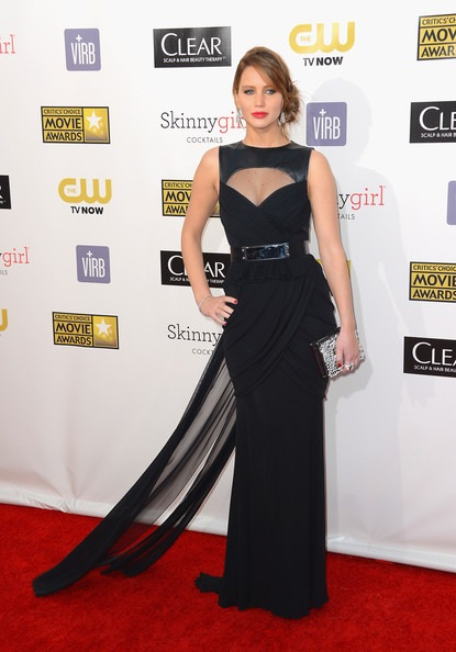 Jennifer Lawrence 18th Annual Critics Choice