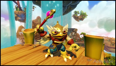 Skylanders SWAP Force - Hoot Ranger (Hoot Loop _Free Ranger)