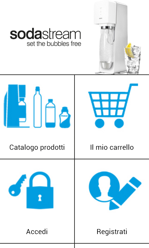 SodaStream - screenshot