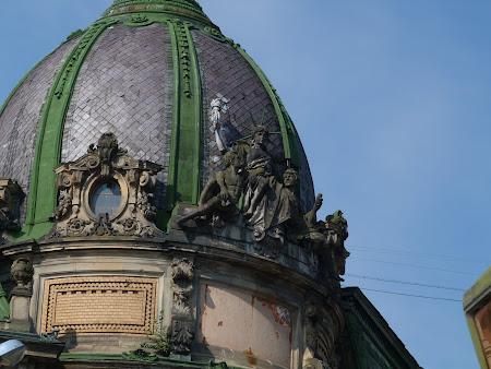 Obiective turistice Lvov: Statuia Libertatii