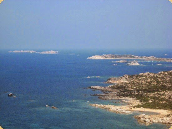 Archipelago of La Maddalena and Islands of Bocche di Bonifacio.