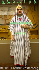 DSC04753.JPG Fredrik Vesterberg Egyptisk farao bättrad 2 med amorism