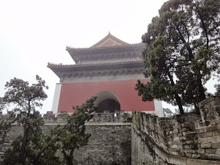 Tombeau de Dingling - Wanli près de Beijing