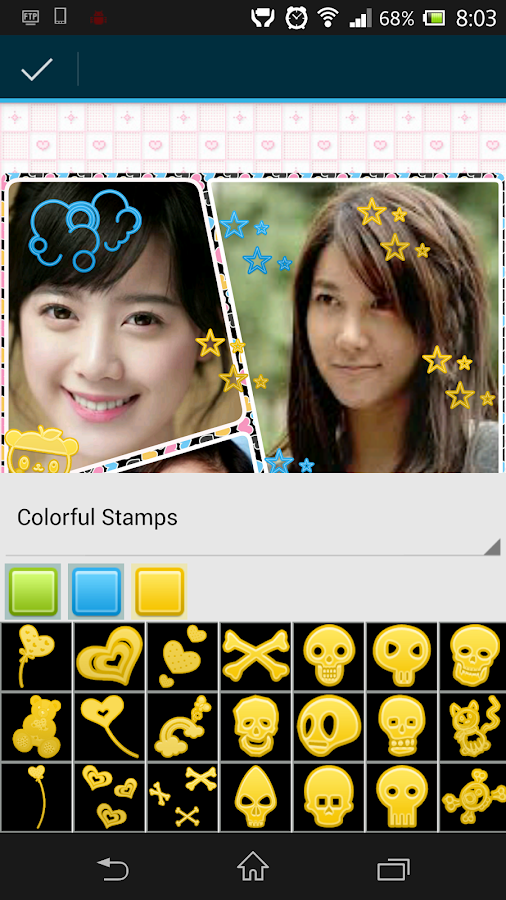Photo Collages Camera - screenshot