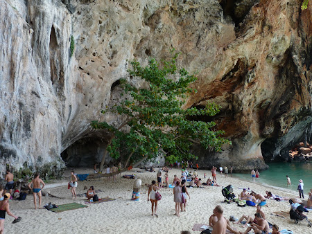 Obiective turistice Thailanda: Pestera Phranang