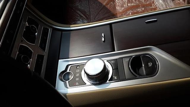 Nội Thất Xe Jaguar XF Premium Luxury 05