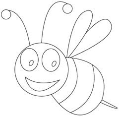 bee-coloring-sheet
