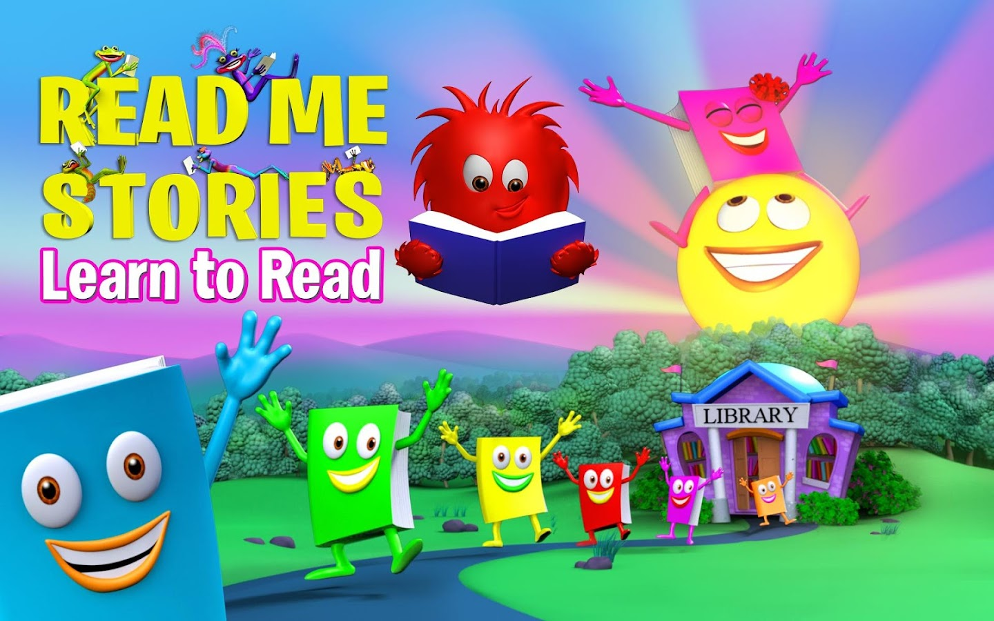 Read Me Stories: Learn to Read- screenshot