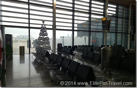 London Heatrow terminal 2