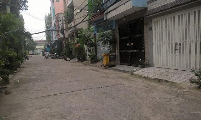Bán nhà 2 lầu hẻm 710 Lũy Bán Bích, Phường Tân Thành.2