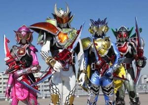 Kamen Rider Gaim the Movie: Great Soccer Battle! Golden Fruits Cup