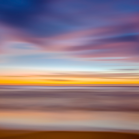 Essence of Sunrise by Bradley Rasmussen - Landscapes Waterscapes ( canon, eos24-70, wollongong, cloud, nsw, sunrise, seascape, 6d )