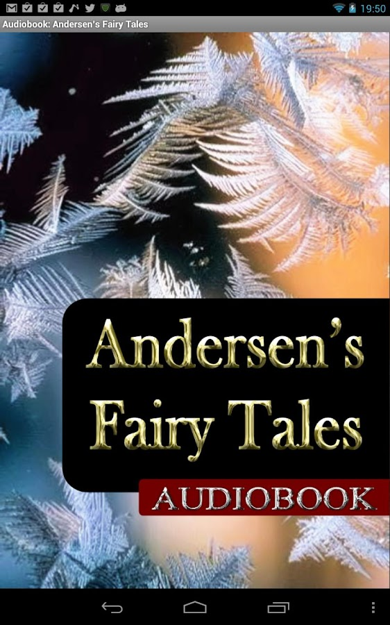 Audio: Andersen's Fairy Tales - screenshot