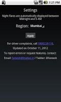 Screenshot of Mumbai Rickshaw and Taxi Fares