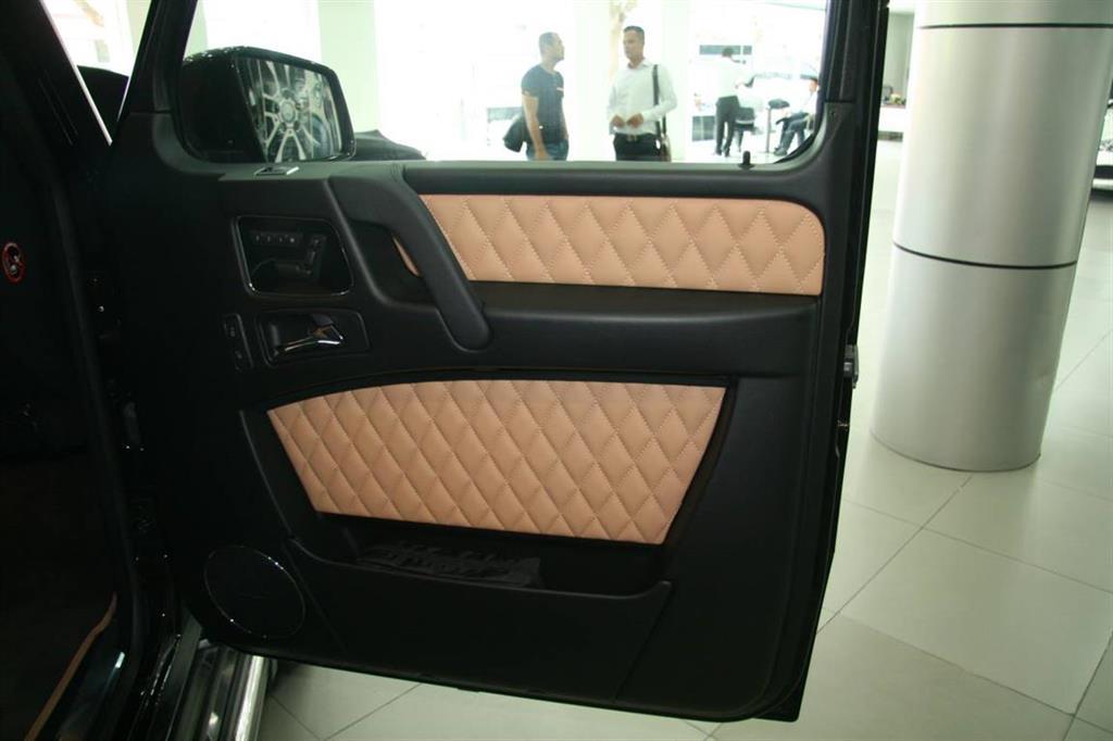 Xe Mercedes Benz G63 AMG 9
