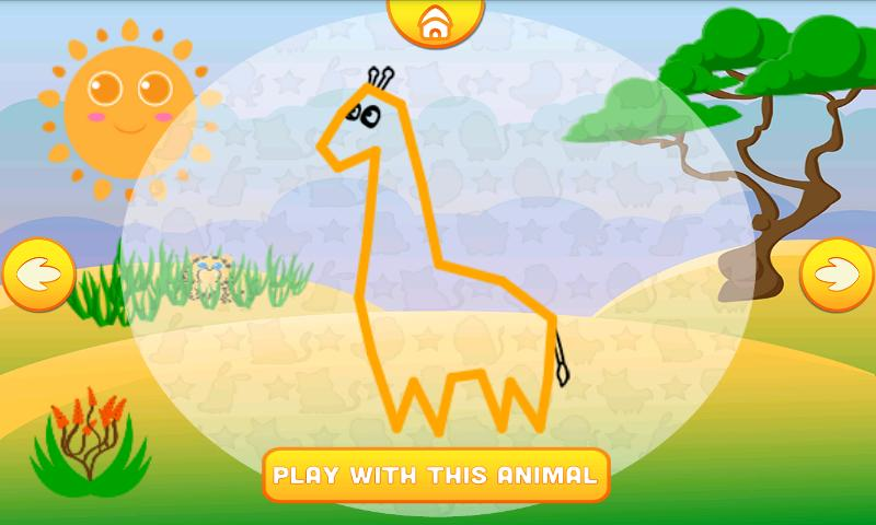 Funny Dots for babies Free - screenshot