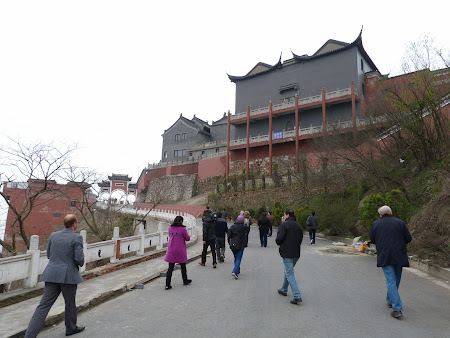 Taoism China: pe culmea de la Maoshan
