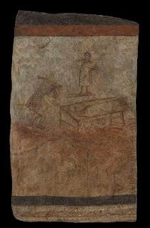 Bức Chữa lành người bại liệt, thế kỷ III