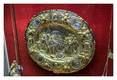 Ältester Geocache Deutschlands - Gold in der Schatzkammer der Burg Eltz