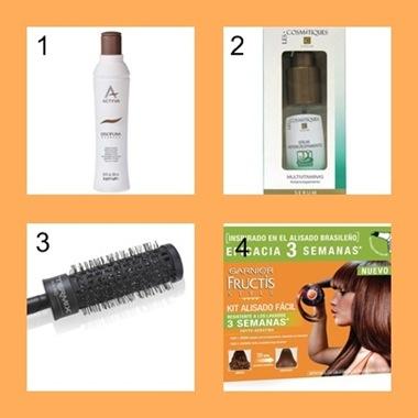 productos para eliminar el pelo encrespado