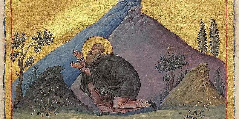 Làm thế nào mà thánh Hilariô, chỉ cần phản ứng nhẹ nhàng, lại có thể khiến cho cả băng cướp hoán cải?