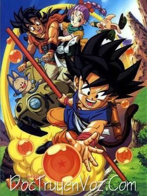 Dragon Ball – 7 viên ngọc rồng