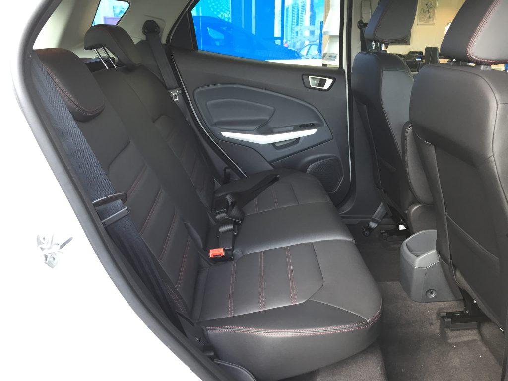 Nội thất xe ô tô Ford EcoSport 03