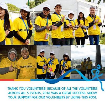 Thank you to every one who volunteered mycitytosurf