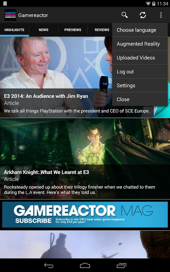 Gamereactor - screenshot