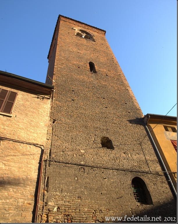 Torre dei Leuti, Ferrara, Italia - Leuti's tower, Ferrara, Italy - Property and Copyright www.fedetails.net