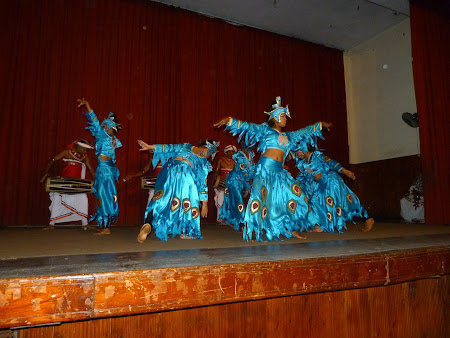 Traditii Sri Lanka: dansuri Kandy