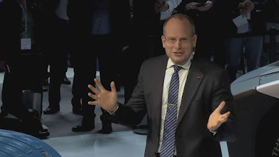 Volvo Buses press conference at IAA focused on how clean quiet public