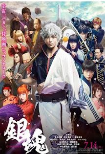 Linh Hồn Bạc (Live-Action) - Gintama (Live-Action)