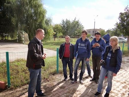 Drumul vinului -Basarabia: Ion Luca si bloggeri la Nisporeni