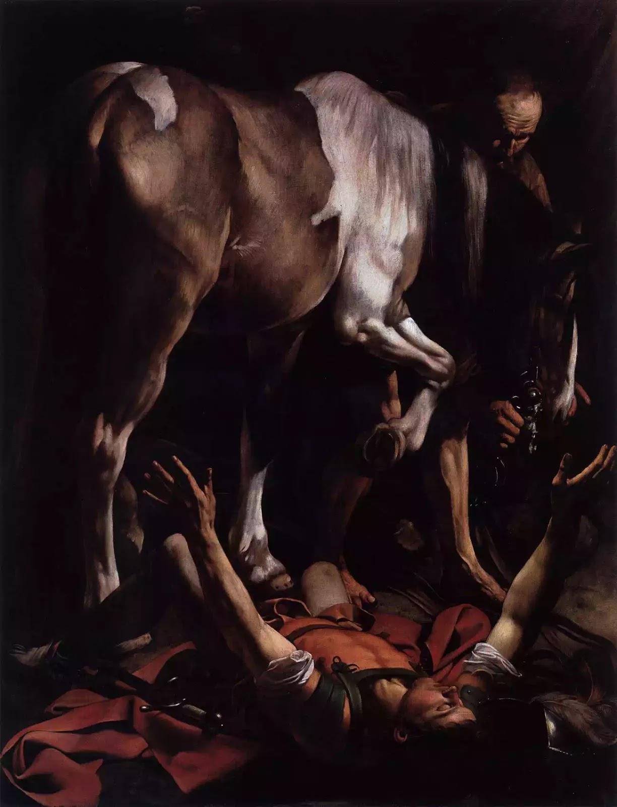"""""""Thánh Phaolô trên đường Damascus"""" — tuyệt tác vượt tầm thời đại của Caravaggio"""