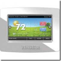 Venstar ColorTouch Thermostat