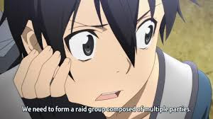 Sword Art Online Abridged